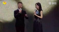 康辉还原与谢娜主持金鹰奖背后:是提前